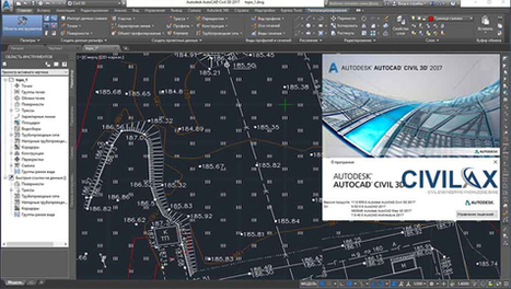 Autodesk launched AutoCAD Civil 3D 2017 | BIM Forum | Scoop.it
