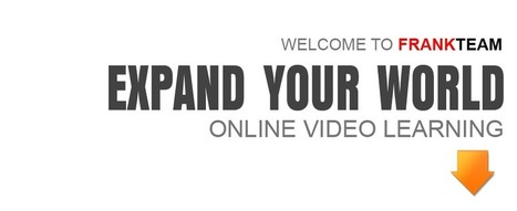 FrankTeam - Online Learning, Entrepreneurs, Networking, Life Skills, Business Skills | Top 100 demo | Scoop.it