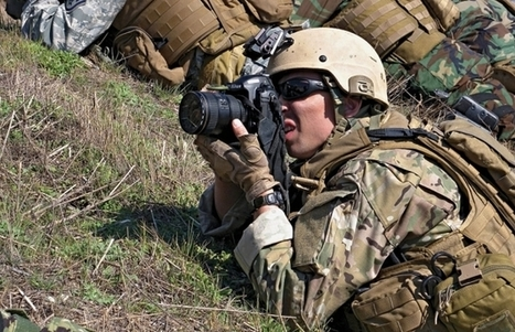 "Front Lines: Life as a US Military Photographer | ""Cameras, Camcorders, Pictures, HDR, Gadgets, Films, Movies, Landscapes"" 
