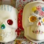 Project Show-and-Tell: Vegan Sugar Skulls for el Dia de los Muertos | My Vegan recipes | Scoop.it