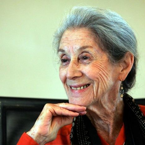 South African anti-apartheid author Nadine Gordimer dies | The translation studies portal | Scoop.it