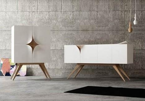 Furniture Design Concept by Nicola Conti – Fubiz™ | Déco Design | Scoop.it