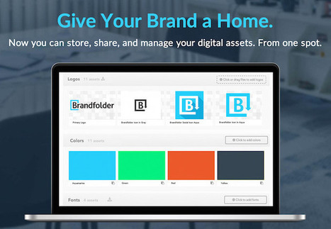 Brandfolder Raises $2M To Help Companies Manage Their Logos And Other BrandAssets | Startup , Entrepreneurship, Innovation, Acquisitions | Scoop.it