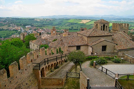 Gradara first of 15 most beautiful Italian boroughs for a charming wedding | Le Marche another Italy | Scoop.it