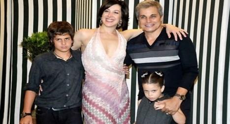 Enzo, filho de Claudia Raia e Edson Celulari   Notícias   Scoop.it