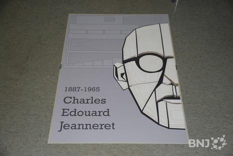 Le Corbusier en affiche - RTN   Le Corbusier   Scoop.it