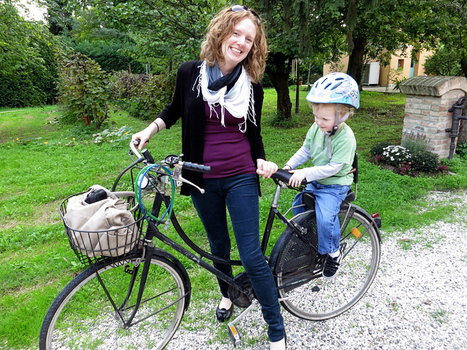 Family Travel Tips How to Travel with Kids Family Rambling<title>Biking with Toddlers in Italy</title> | Local Economy in Action | Scoop.it