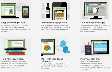Educational Technology Guy: Evernote for Education | iPADS EN EDUCACIÓN | Scoop.it