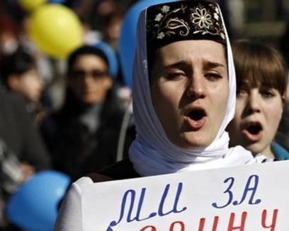 Crimea: Next ethnic cleansing in the making (Opinion) - allvoices | Ethnic Cleansing | Scoop.it