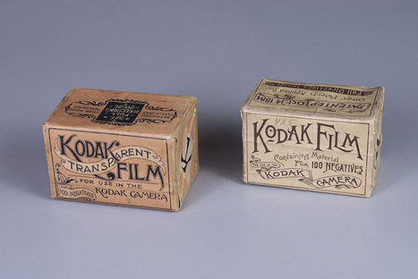 Two Unopened Rolls of 1880s Kodak Film Completes Museum's Remarkably Rare Collection | What's new in Visual Communication? | Scoop.it