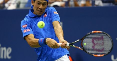 Kei Nishikori's Pressure-Filled U.S. Open - The New Yorker | Sports and Performance Psychology | Scoop.it