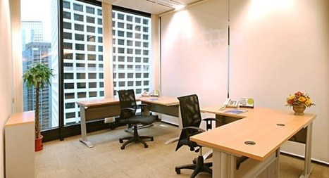 4 advantages of choosing serviced offices over conventional ones in K | VIRTUAL OFFICES IN SINGAPORE | Scoop.it