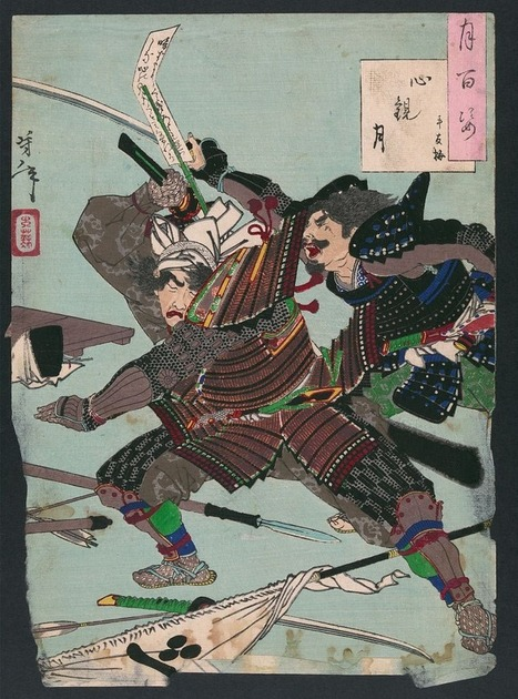 Learn About The Four-Tiered Class System of Feudal Japan | History | Scoop.it