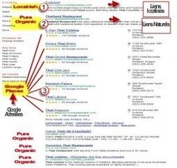 Observations sur serp de Google pour un référencement optimisé | Time to Learn | Scoop.it