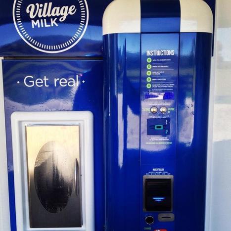 Twitter / shaferica: Raw Milk Dispenser. You can ...   Raw Milk   Scoop.it