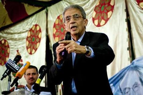 Moussa: National Salvation Front respects Morsy's legitimacy | Égypt-actus | Scoop.it