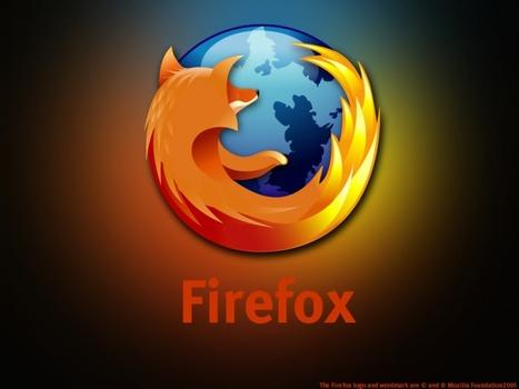 Firefox 15 : la version bêta disponible en téléchargement   Cloud, SaaS, App Marketplace   Scoop.it