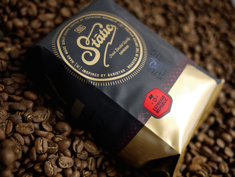 A Look at Some of the Best Coffee Packaging Designs of 2014 | Coffee News | Scoop.it