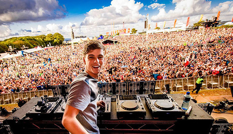 Spinnin' Records Responds To Martin Garrix Break Up & Fight Over Music Ownership | DJing | Scoop.it