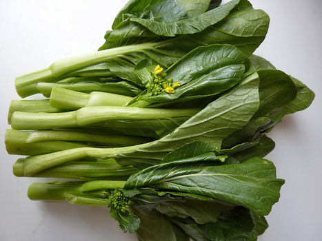 Guide to Asian Greens | Asian Inspirations | Scoop.it