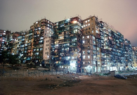 Architecture As A Subversive Act: Slums, Walled Cities, And The Torre David   Ma voie   Scoop.it