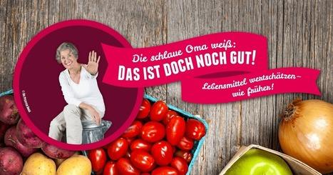 das ist doch noch gut | Jahr für Jahr werden in Österreichs Haushalten 157.000.000 kg Essen weggeworfen! Die Grunde dafür sind oft Unwissen und Fehlplanung. Pfeiffer und die Pfeiffer Omas tun etwas... | zero food waste | Scoop.it