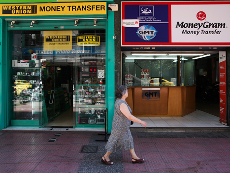 Western Union Said in Early Talks to Buy Rival MoneyGram | Remittances, Payments and Immigration | Scoop.it