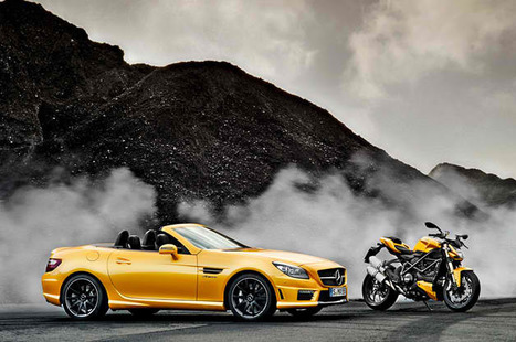 AMG officially disavows partnership with Ducati autoblog.com | Ductalk Ducati News | Scoop.it