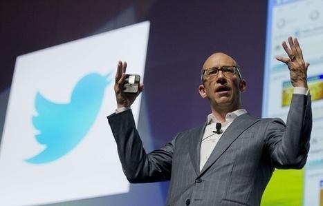 Pourquoi le directeur général de Twitter, Dick Costolo, a démissionné | Toulouse networks | Scoop.it