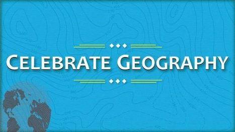 2013 Geography Awareness Week | Chris' Regional Geography | Scoop.it