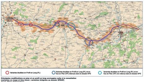 Planifier les projets d'aménagement dans un contexte incertain. Les cas de la ligne à grande vitesse Bretagne Pays de Loire et de la zone d'aménagement concerté Eurorennes   Déplacements-mobilités   Scoop.it