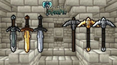 The Arestian's Dawn Resource Pack 1.7.9/1.7.2 | Minecraft 1.7.10/1.7.9/1.7.2 | Minecraft 1.7.2 Resource Packs | Scoop.it