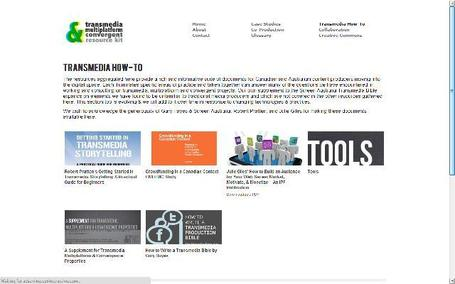 Lost in transmedia? Check TMC's tool kit! | Young Adult and Children's Stories | Scoop.it