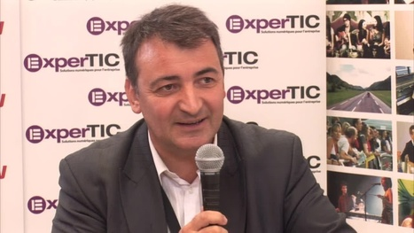 Salon EXPERTIC : Bertrand LAZARE, L'Entreprise Numérique Responsable | Developpement Durable 2.0 | Scoop.it