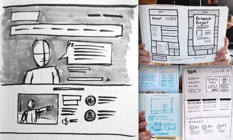 Iterative Sketching | Serial Twitter | Scoop.it