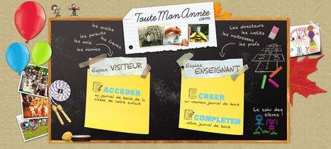 Créer des blogs pour votre école et vos classes ! - TouteMonAnnee.com   Ressources pour les TICE en primaire   Scoop.it