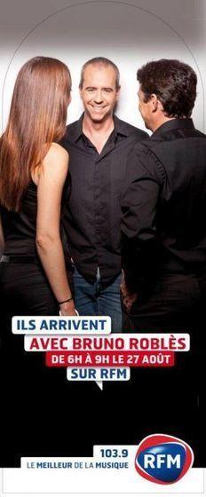 "RENTREE 2012 : RFM reforme le ""Festival Roblès"" | Radioscope | Scoop.it"
