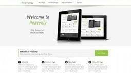 Heavenly Free Multi-Purpose WordPress Theme | Blogs | Scoop.it