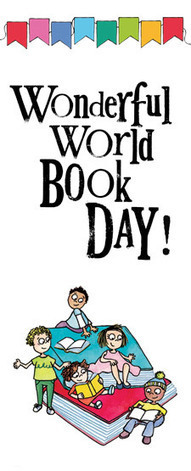 Looking forward to World Book Day with a giveaway | Playing by the book | World Book Day 2013 | Scoop.it