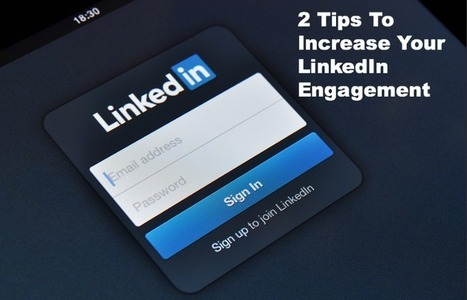 2 Things That Will Change The Way You Interact On LinkedIn - Convert With Content | ConvertWithContent | Scoop.it