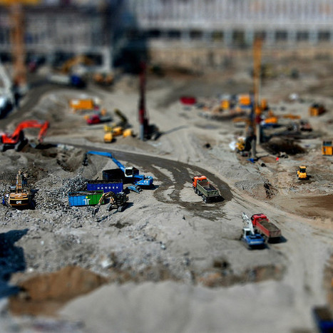 Excellent Examples Of Tilt-Shift Photographs   mameara   Scoop.it