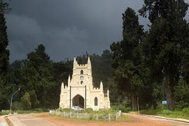 St. Stephen's Church : tourist attraction Ooty | Ooty Queen of hill stations | Scoop.it