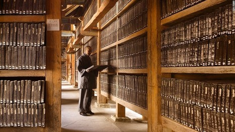 IShhh! Take a peek at 15 of the world's most exquisite libraries. | Librarysoul | Scoop.it