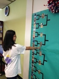 Sweet Sixteen Announced for March Madness@the Library! | Puxi Secondary Library | SAS Secondary Library Blog | Scoop.it