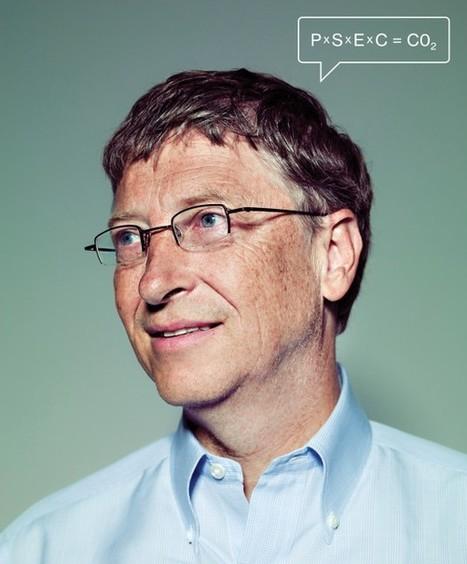 Q&A: Bill Gates | MishMash | Scoop.it