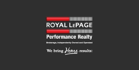 Royal LePage Performance Realty | Royal Lepage Performance Realty | Scoop.it