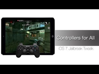 How to Play iPhone, iPad games using PS3 DualShock Controller   Vying for the Same Audience   Scoop.it