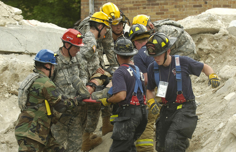 We Should Transform Disaster Response Training Into Jobs For Veterans - Task & Purpose | Disaster Services | Scoop.it