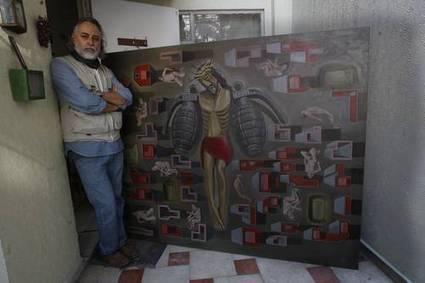 La Jornada: Por la violencia México entero es una herida: Gustavo Monroy | Puntos de referencia | Scoop.it