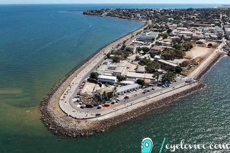 Mahajanga vue du ciel : Majunga photos aériennes. Vol en hélicoptère | Tourisme, voyage, séjour, vacances | Scoop.it